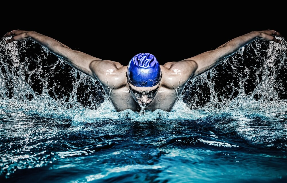 Swimming for older people