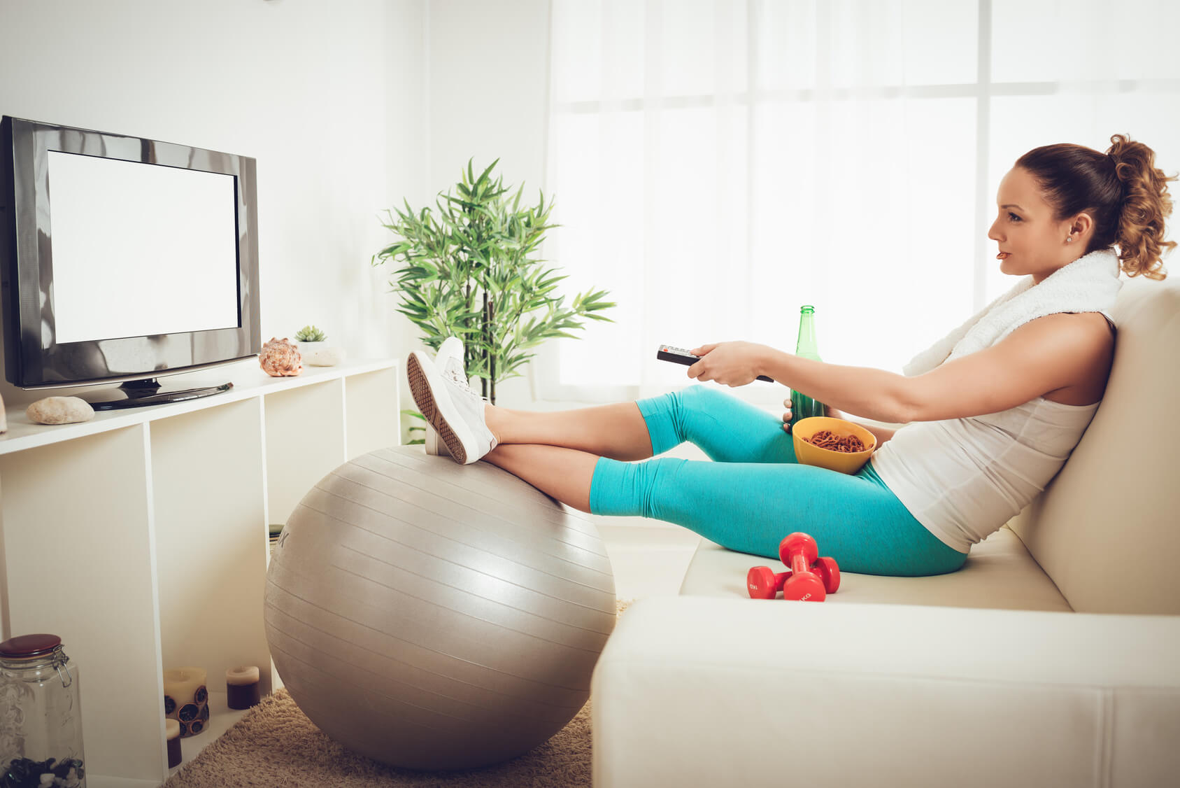best workouts for lazy people